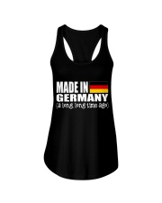 MADE IN GERMANY Ladies Flowy Tank thumbnail