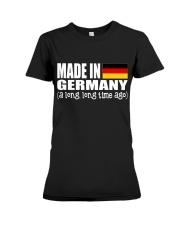 MADE IN GERMANY Premium Fit Ladies Tee thumbnail