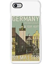 GERMAN VINTAGE POSTER Phone Case thumbnail