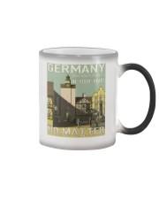 GERMAN VINTAGE POSTER Color Changing Mug thumbnail