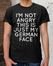 GERMAN FACE FUNNY Classic T-Shirt apparel-classic-tshirt-lifestyle-30