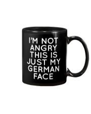 GERMAN FACE FUNNY Mug thumbnail