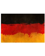 GERMANY FLAG POSTER 17x11 Poster front