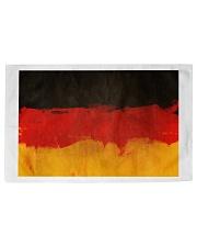 GERMANY FLAG POSTER Woven Rug - 3' x 2' thumbnail