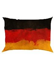 GERMANY FLAG POSTER Rectangular Pillowcase thumbnail