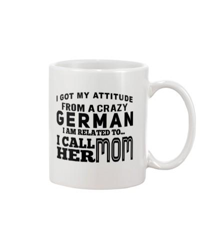 ATTITUDE FROM GERMAN MOM