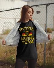 SPATZLE MAKING TEAM Classic T-Shirt apparel-classic-tshirt-lifestyle-07