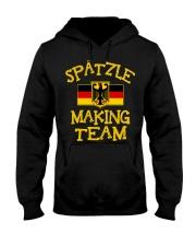 SPATZLE MAKING TEAM Hooded Sweatshirt thumbnail