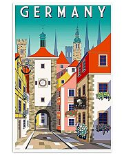 GERMANY VINTAGE 11x17 Poster front