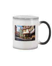GERMANY TRAVEL POSTER Color Changing Mug thumbnail
