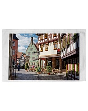 GERMANY TRAVEL POSTER Woven Rug - 3' x 2' thumbnail