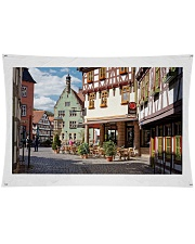 "GERMANY TRAVEL POSTER Wall Tapestry - 36"" x 26"" thumbnail"