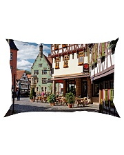 GERMANY TRAVEL POSTER Rectangular Pillowcase thumbnail