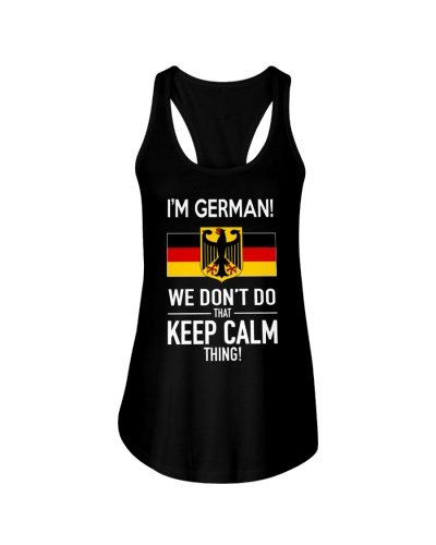 KEEP CALM GERMAN