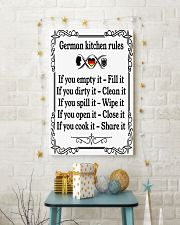 GERMAN KITCHEN RULES 11x17 Poster lifestyle-holiday-poster-3