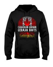 CANADIAN GROWN GERMAN ROOTS Hooded Sweatshirt thumbnail