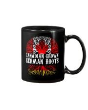 CANADIAN GROWN GERMAN ROOTS Mug thumbnail