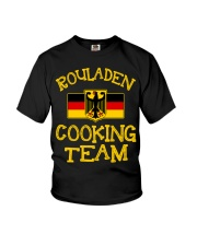 ROULADEN COOKING TEAM Youth T-Shirt thumbnail