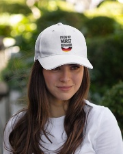 WURST BEHAVIOR Embroidered Hat garment-embroidery-hat-lifestyle-07