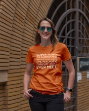 GERMAN WOMAN Ladies T-Shirt lifestyle-women-crewneck-front-2