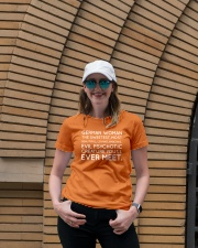 GERMAN WOMAN Ladies T-Shirt lifestyle-women-crewneck-front-4