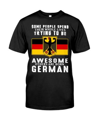 BORN GERMAN