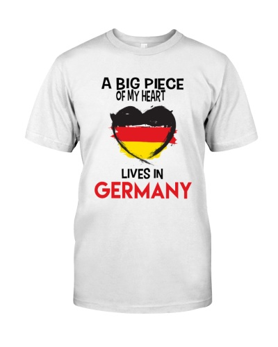 A BIG PIECE OF MY HEART LIVES IN GERMANY
