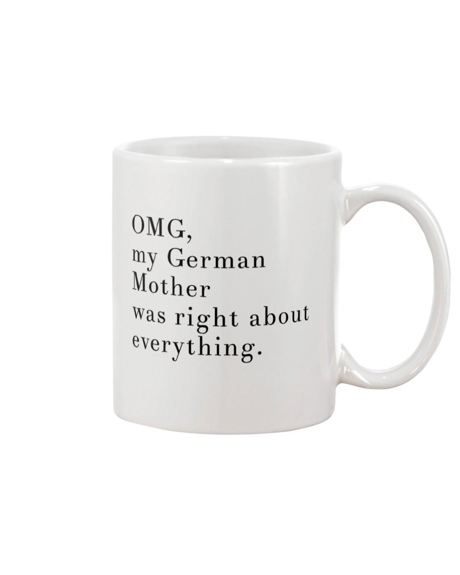 MY GERMAN MOTHER Mug