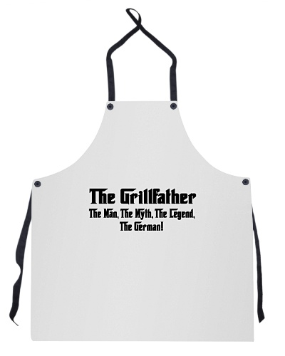 THE GRILLFATHER THE MAN THE MYTH THE LEGEND THE GE