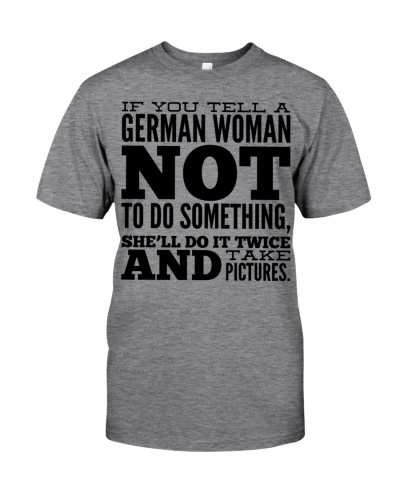 GERMAN WOMAN FUNNY