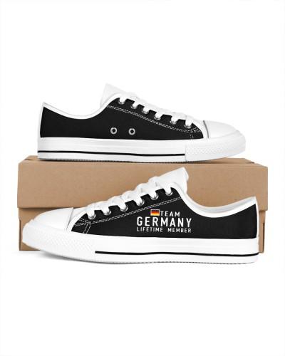 TEAM GERMANY LIFETIME MEMBER