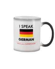 I SPEAK GERMAN Color Changing Mug thumbnail