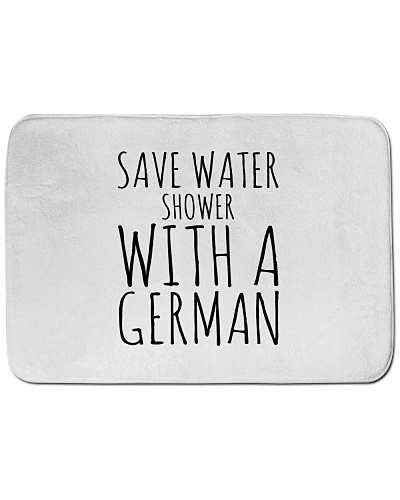 SAVE WATER SHOWER WITH A GERMAN