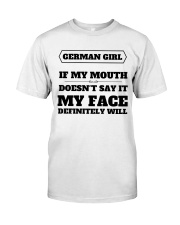 MY FACE Classic T-Shirt thumbnail
