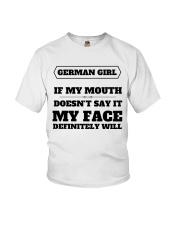 MY FACE Youth T-Shirt thumbnail