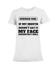 MY FACE Premium Fit Ladies Tee thumbnail