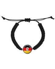 GERMANY STORY Cord Circle Bracelet thumbnail