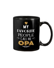 MY FAVORITE PEOPLE CALL ME OPA Mug thumbnail