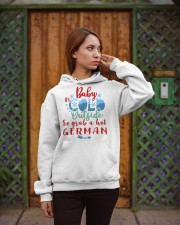 GERMAN CHRISTMAS Hooded Sweatshirt apparel-hooded-sweatshirt-lifestyle-02
