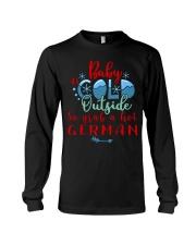 GERMAN CHRISTMAS Long Sleeve Tee thumbnail