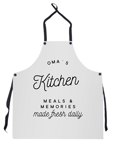OMA'S KITCHEN MEALS AND MEMORIES MADE FRESH DAILY