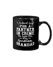GERMAN GRANDAD FUNNY PARTNER IN CRIME Mug thumbnail