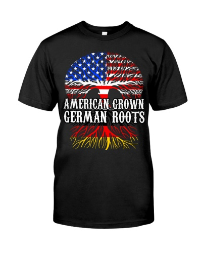 AMERICAN GROWN GERMAN ROOTS