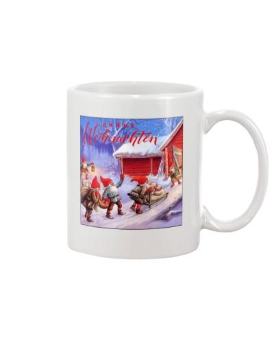 GERMAN MERRY CHRISTMAS