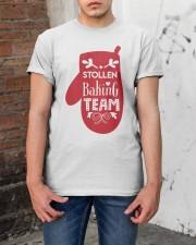 STOLLEN BAKING TEAM Classic T-Shirt apparel-classic-tshirt-lifestyle-31