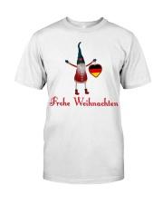 GERMAN CHRISTMAS ELF Classic T-Shirt thumbnail