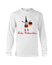 GERMAN CHRISTMAS ELF Long Sleeve Tee thumbnail