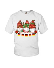GERMAN CHRISTMAS  ELFS Youth T-Shirt thumbnail