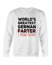 WORLD'S GREATEST GERMAN FATHER Crewneck Sweatshirt thumbnail