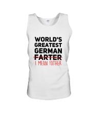 WORLD'S GREATEST GERMAN FATHER Unisex Tank thumbnail